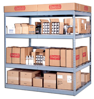 industrial metal shelving houston storage products - Industrial Metal Shelving